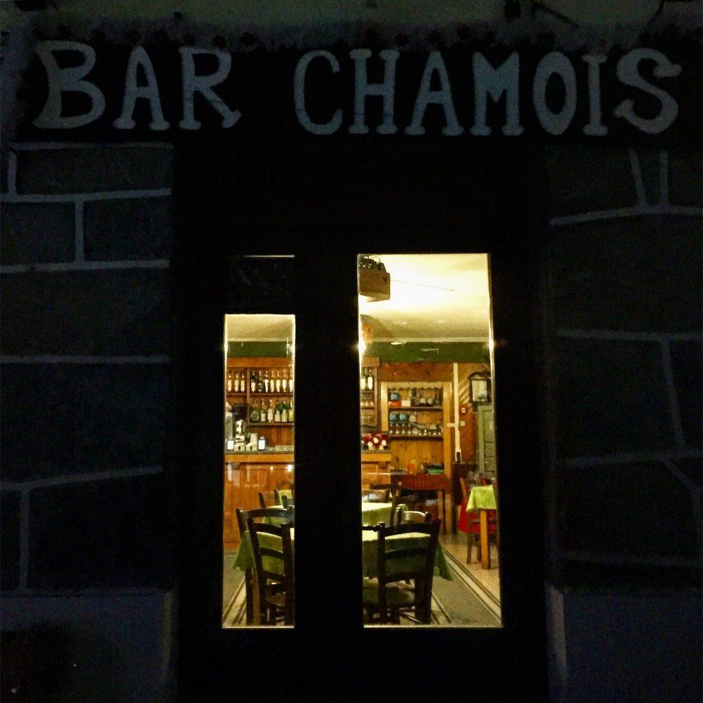 bar del weekend montagna chamois