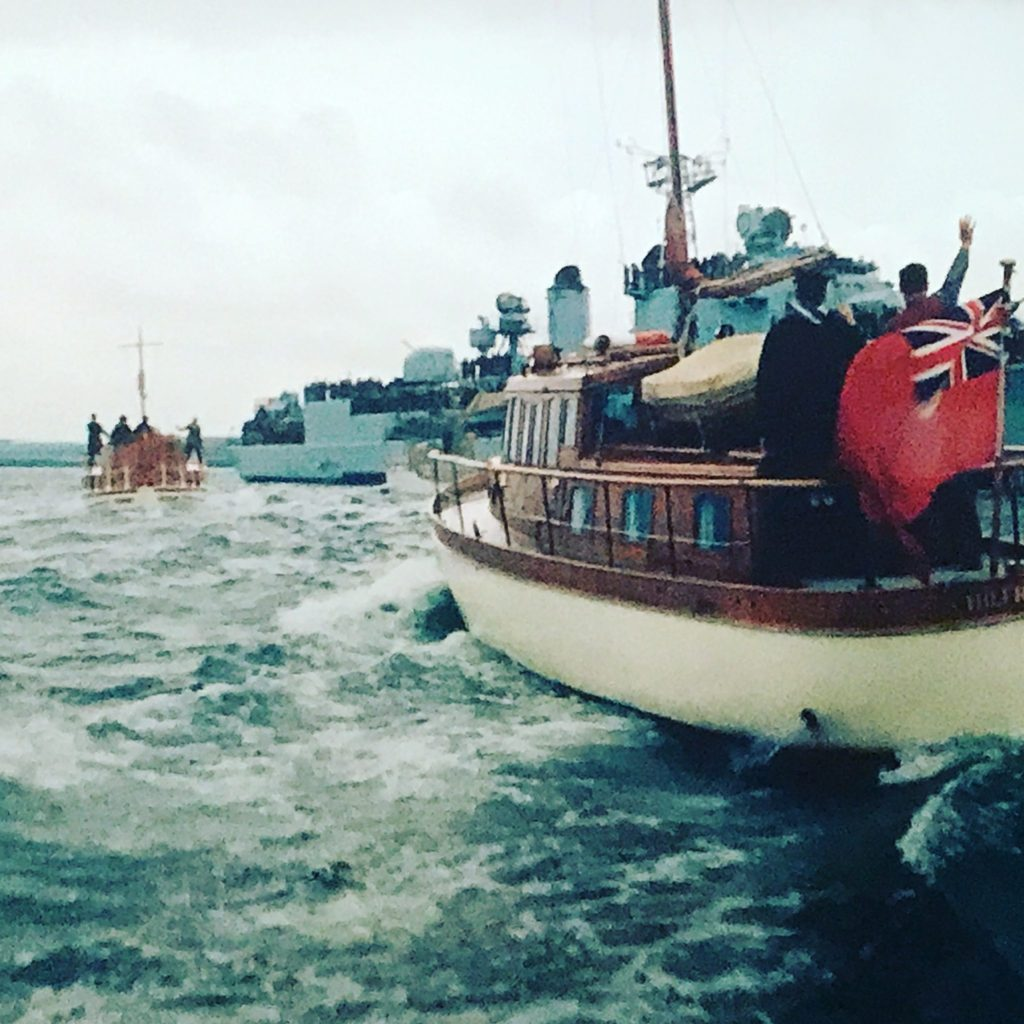 le barche del film Dunkirk