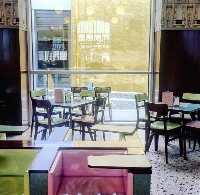 8 caffetterie belle nei musei di milano megliounpostobello for Largo isarco 2 milano