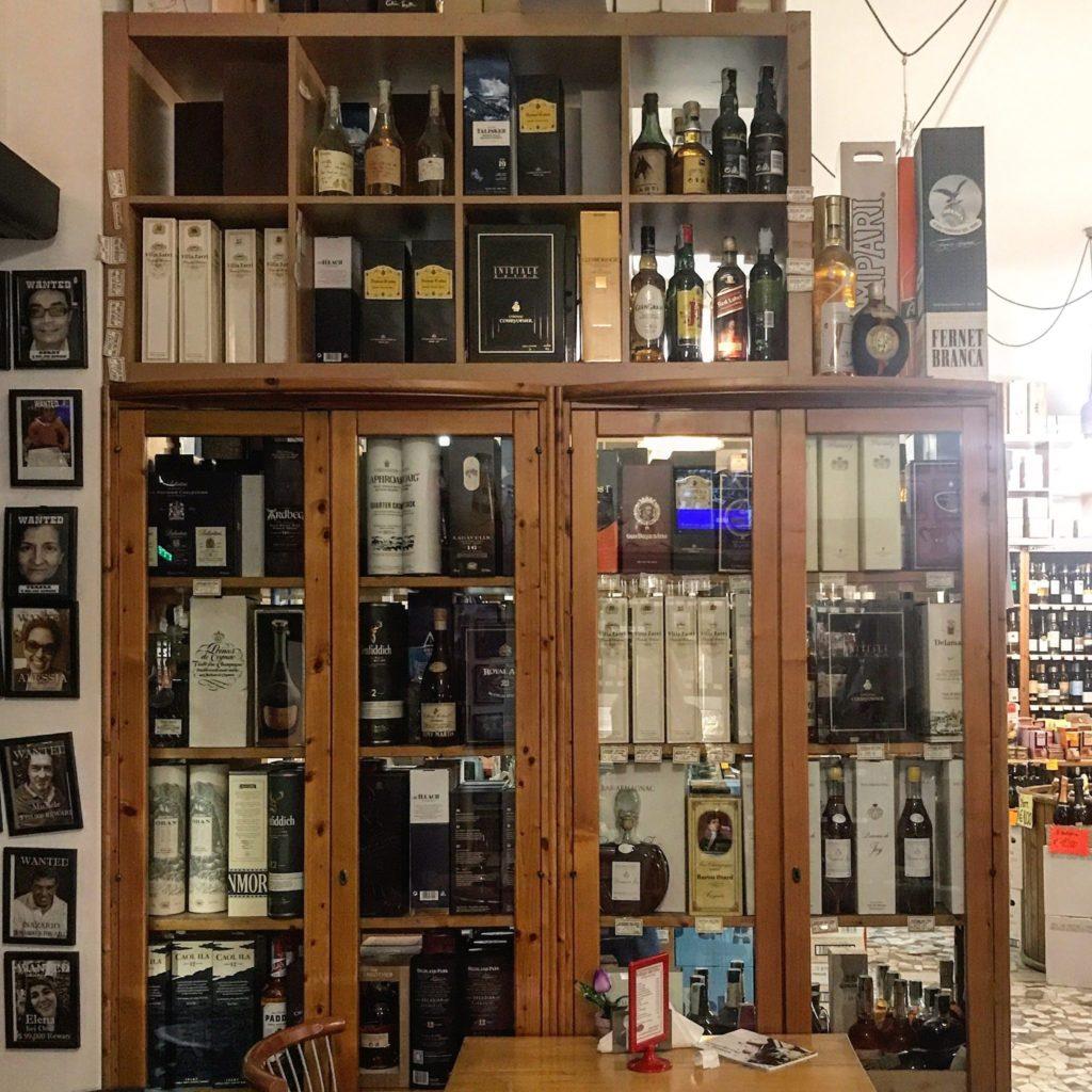 bottega del vino tra le enoteche a milano
