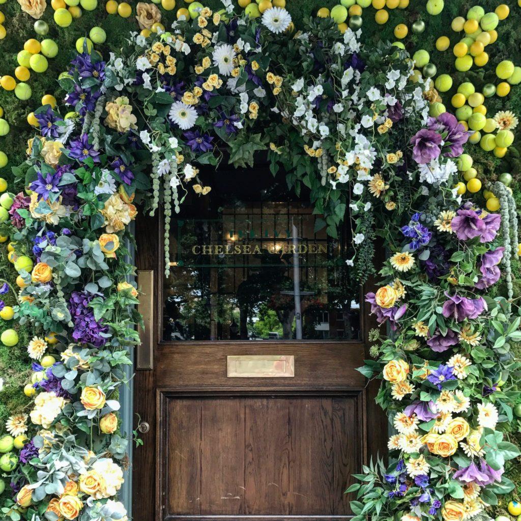 ivy chelsea garden tra i posti belli a londra