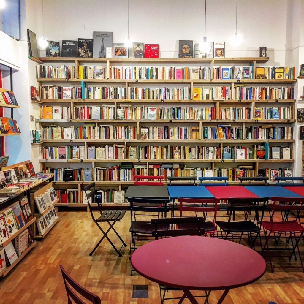 librosteria un'enoteca libreria