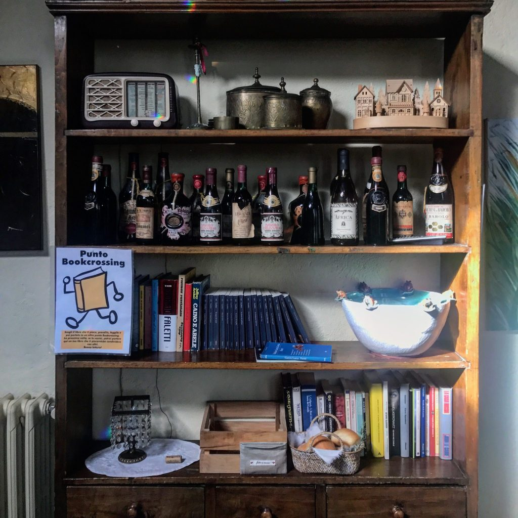 bookcrossing agriturismo brianza amici ratta