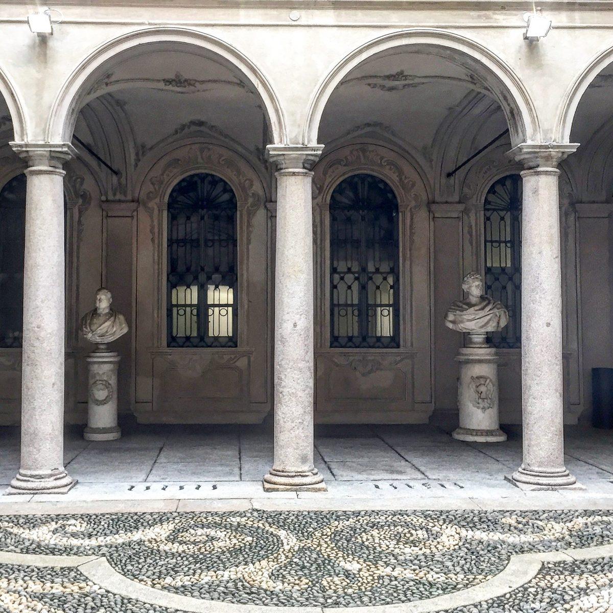 13 mostre da vedere a milano a dicembre megliounpostobello for Palazzo morando