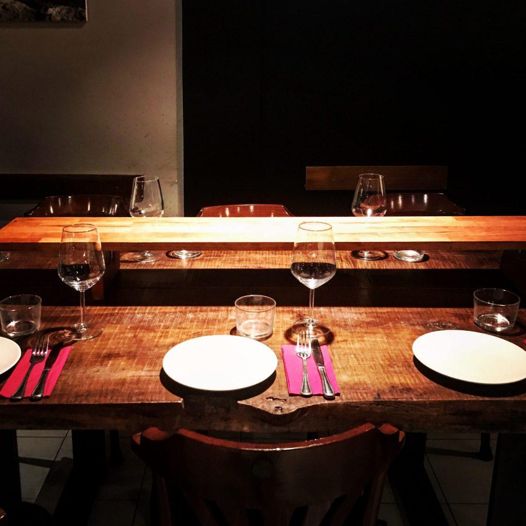 tavolone a sapori solari ristoranti milano natale