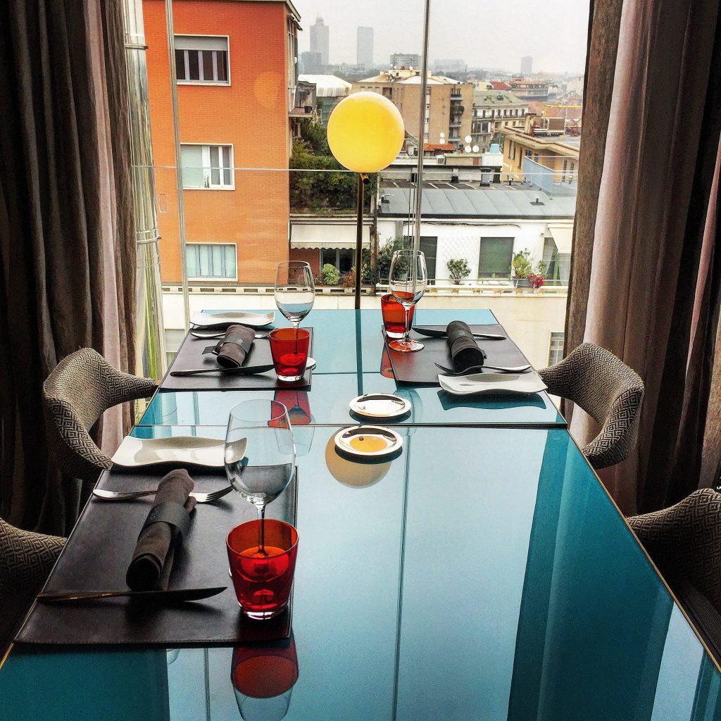 asola tra i ristoranti a milano dove fare business lunch