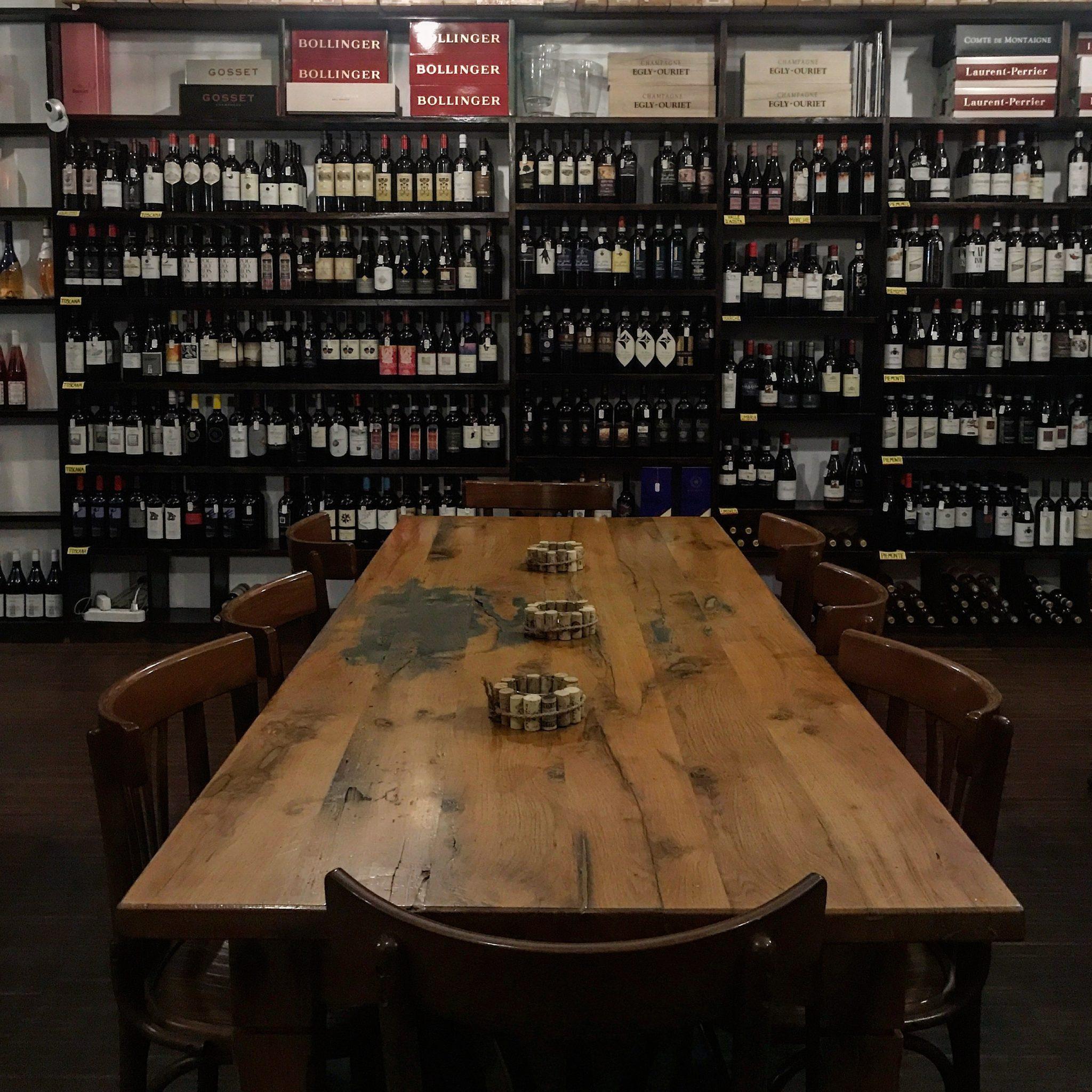 tavolone ricerca vini enoteche milano