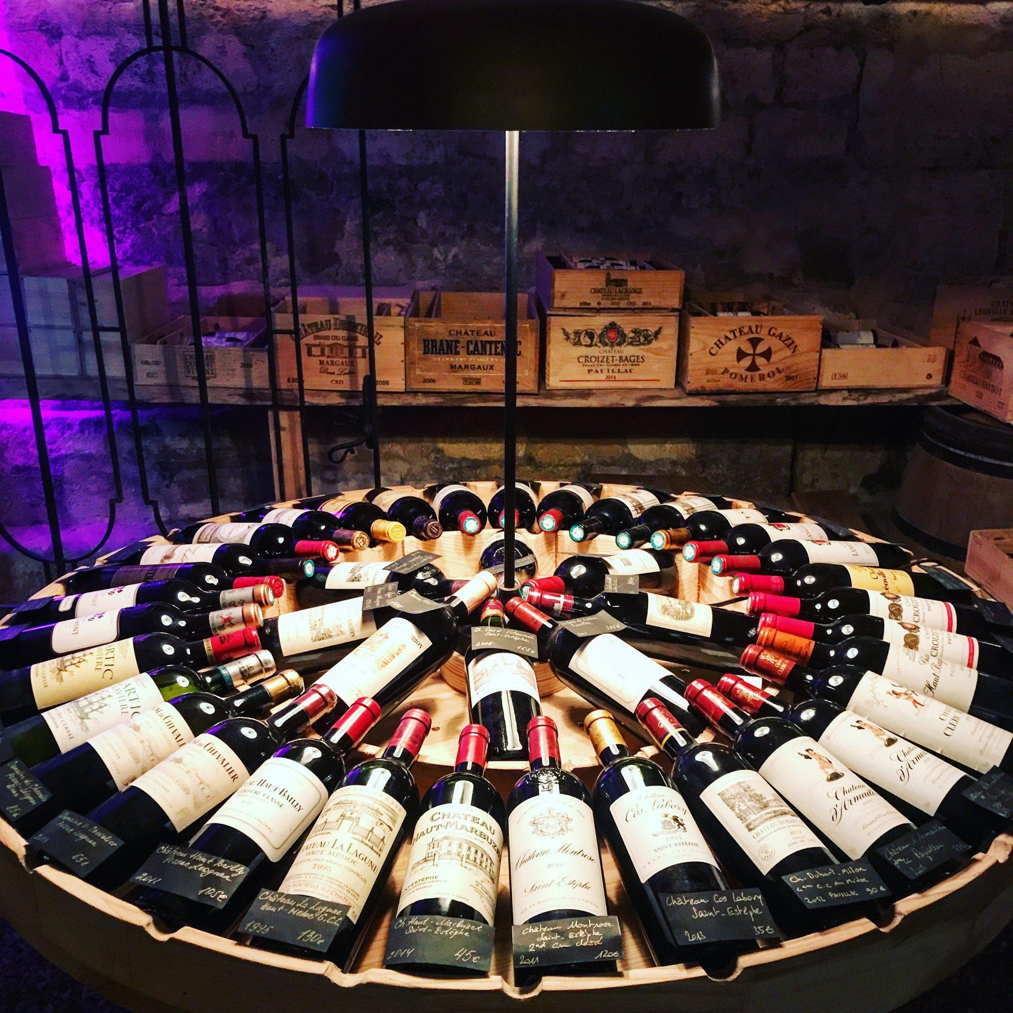 visitare bordeaux per il vino