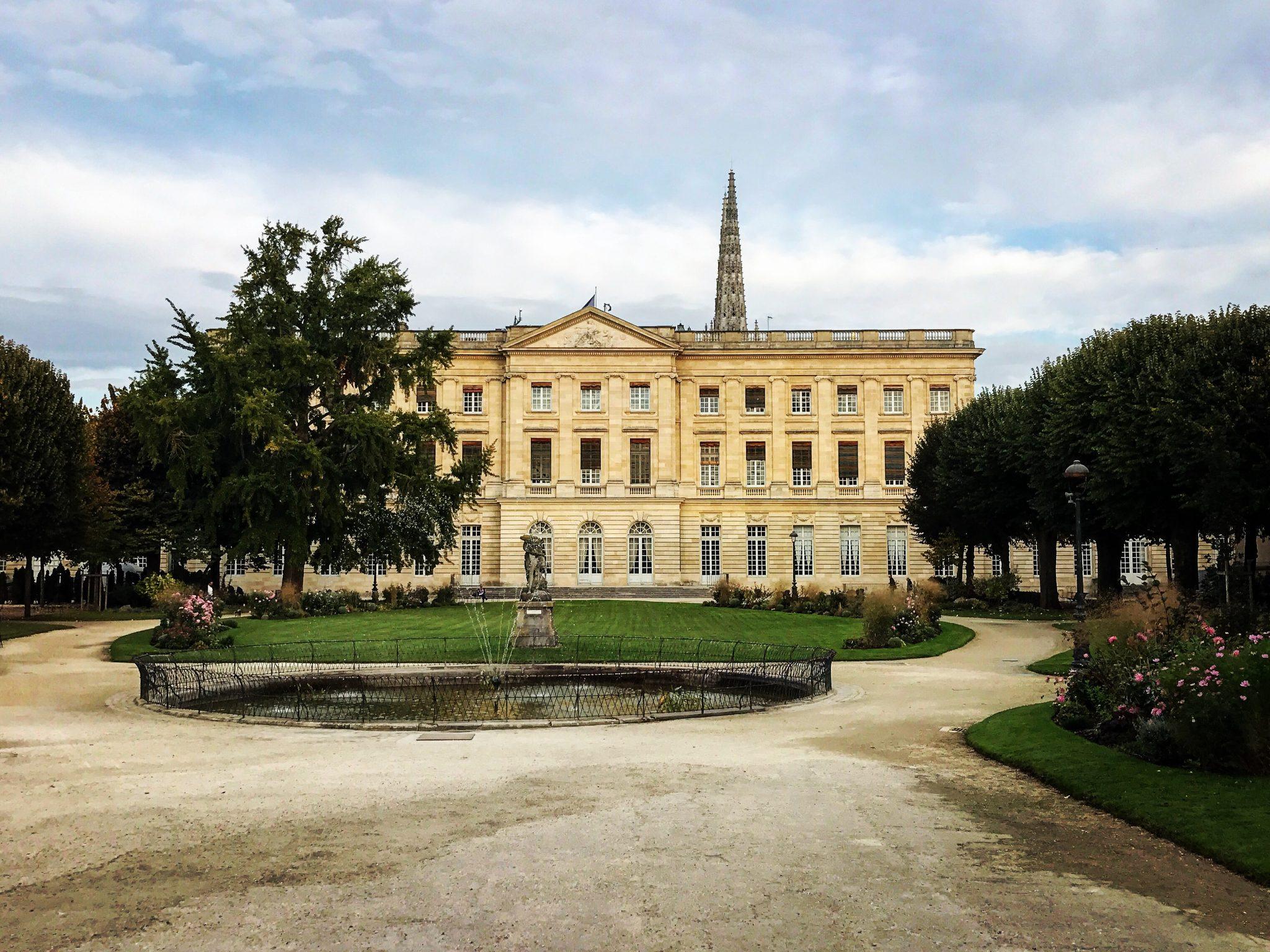 museo belle arti a bordeaux cosa fare