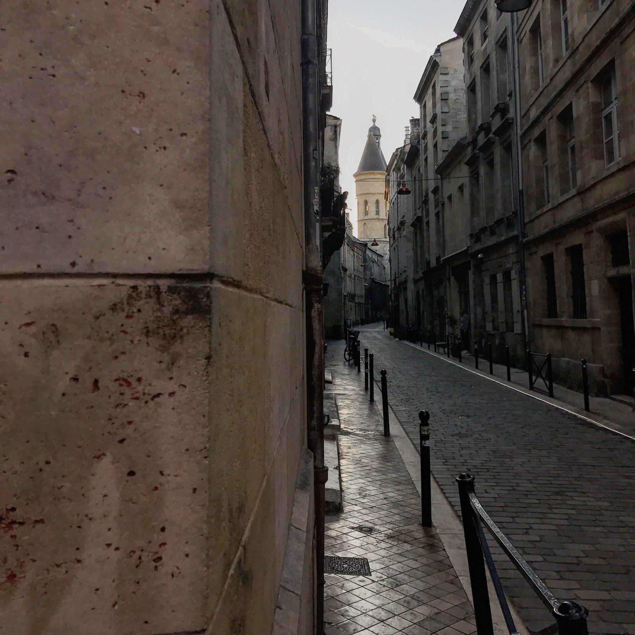 strade di bordeaux cosa fare