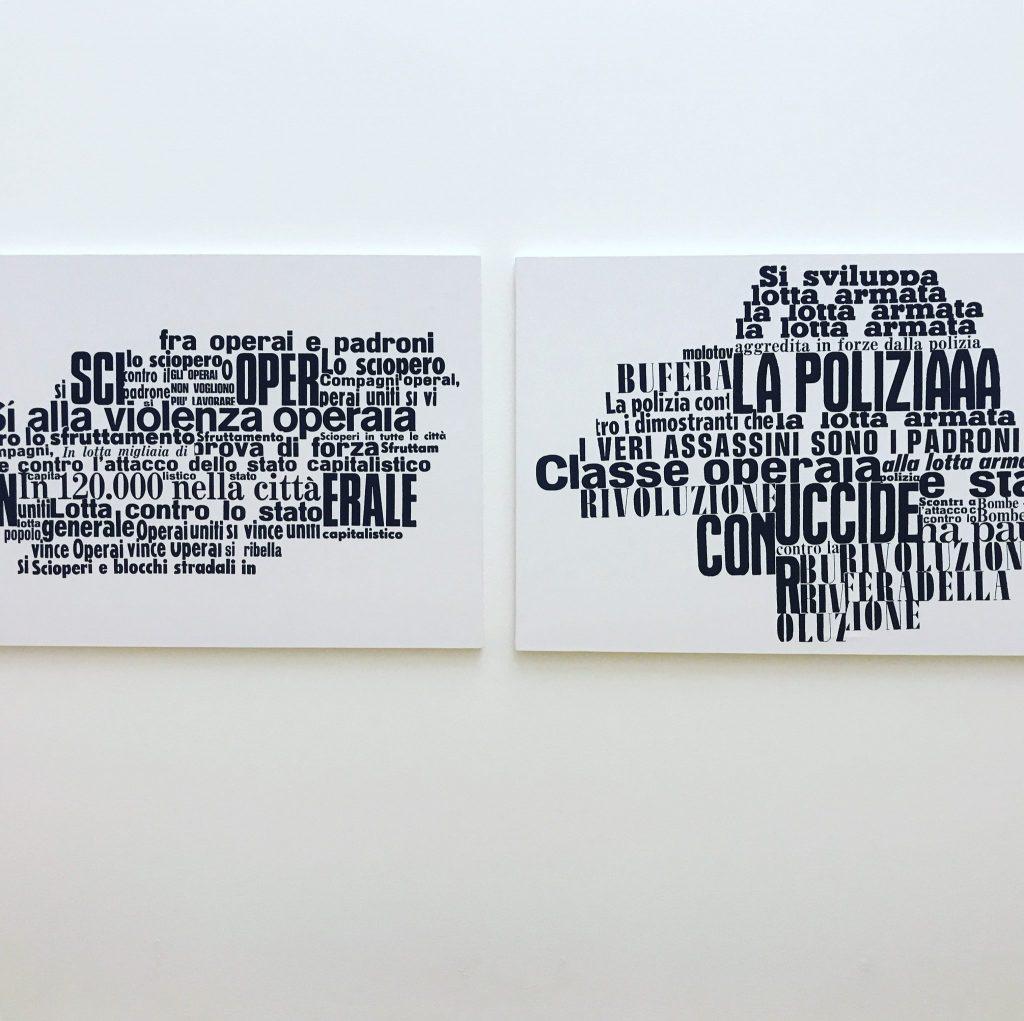 quadri di arte ribelle tra le mostre gratis