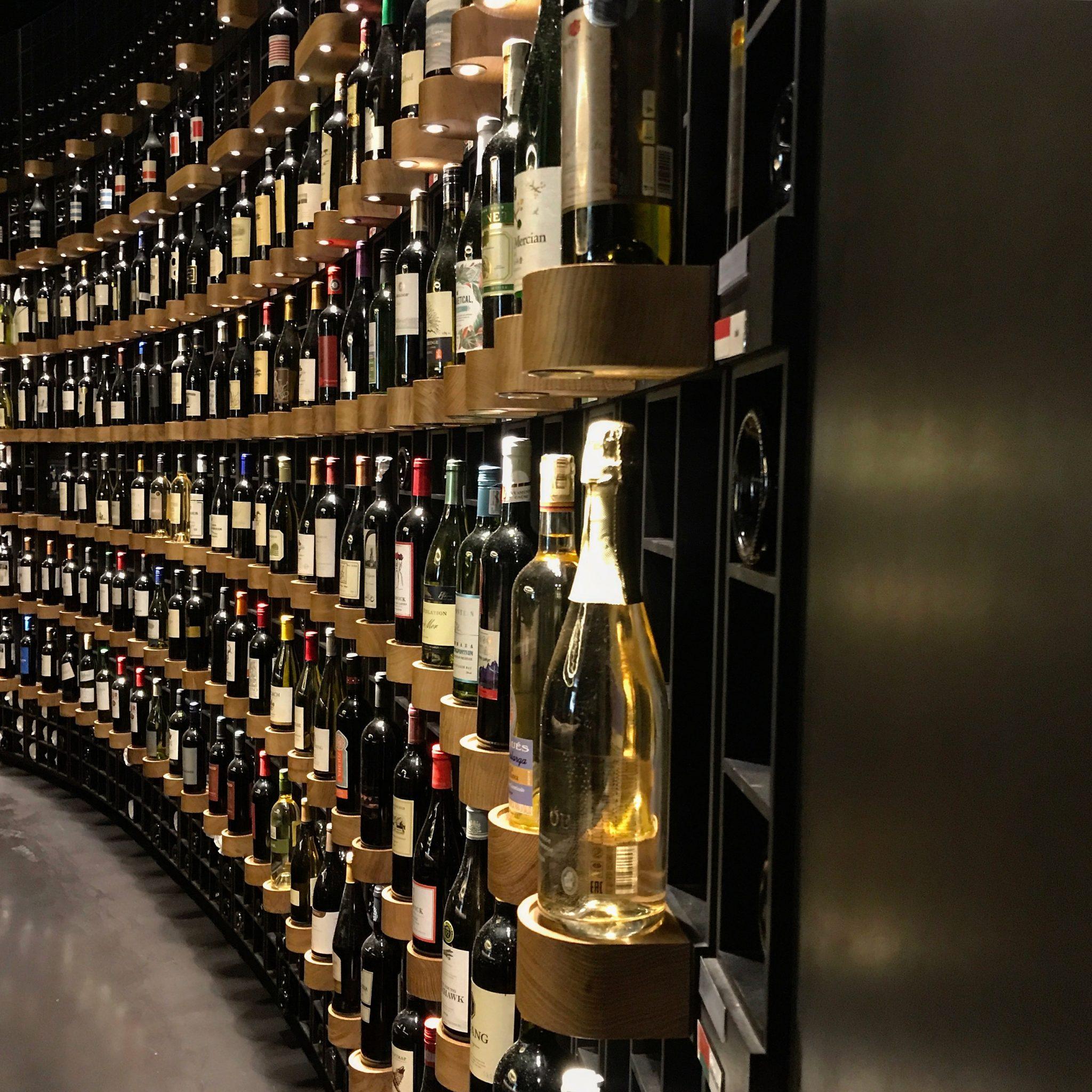 bottiglie alla cite du vine bordeaux cosa fare