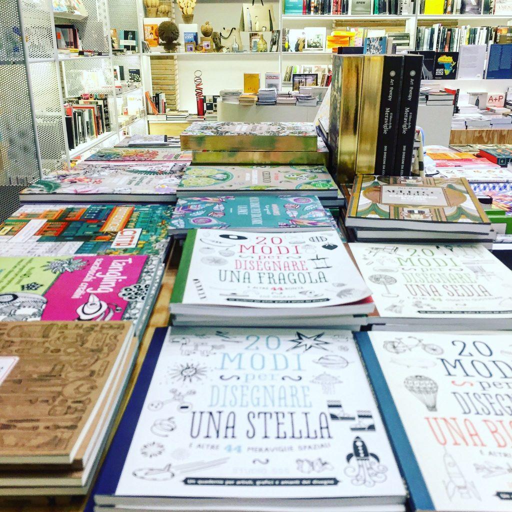 bookshop triennale mostre milano dicembre
