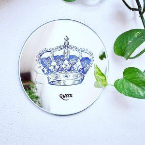specchio queen bica per regali natalenegozi milano comprare