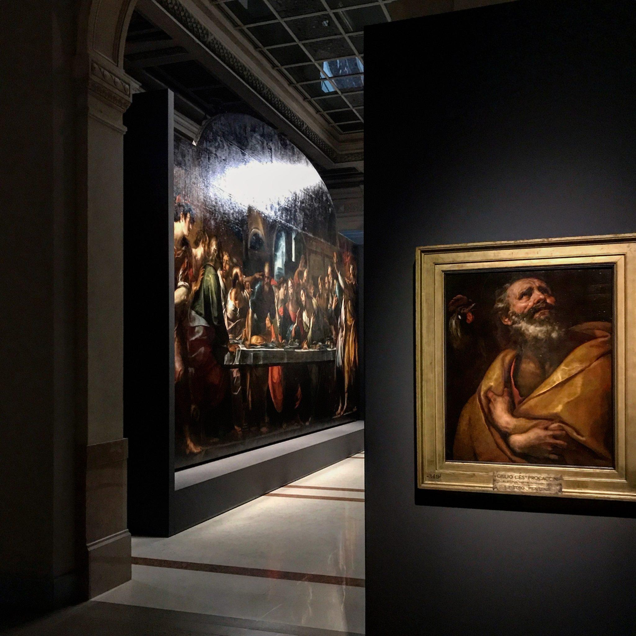 l'ultimo caravaggio tra le mostre milano dicembre
