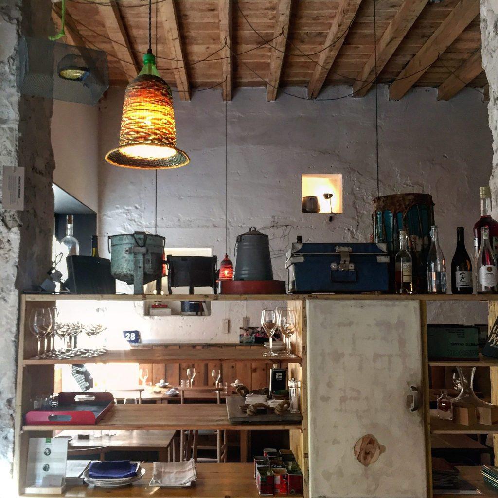 interno del ristorante a milano 28 posti