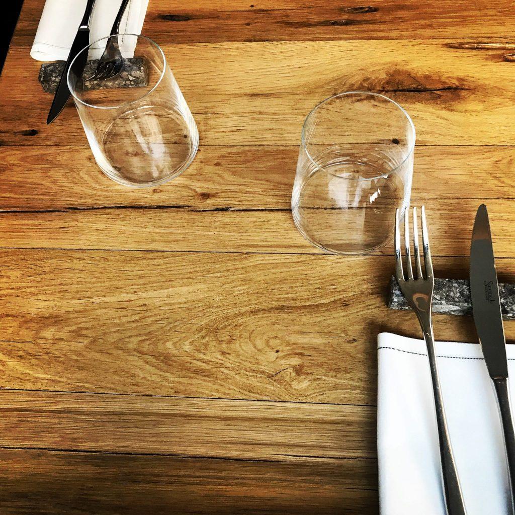 Il tavolo di exit di perdomo milano