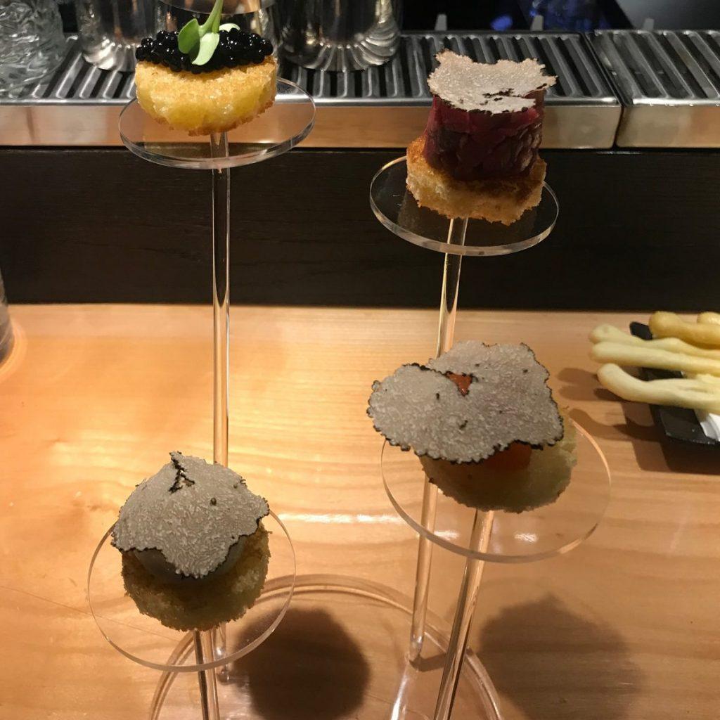 mangiare tartufi Milano