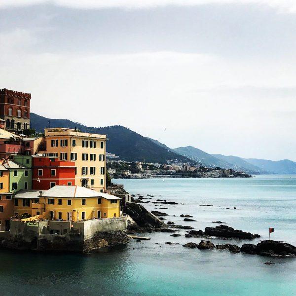 Genova cosa vedere: Boccadasse
