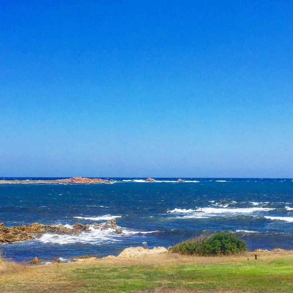 La vista da Il Moletto tra i ristoranti in Sardegna